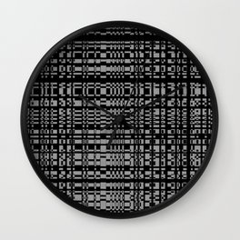 block chain Wall Clock