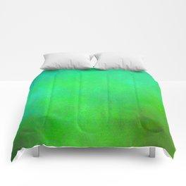 Shamrock Field 01 Comforters