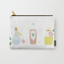 Cute bottles, pastel magic potion Carry-All Pouch