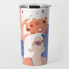 Thinkin About Kissin You Travel Mug