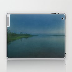 Cape Fear River Rolling on Past Just the Same Laptop & iPad Skin