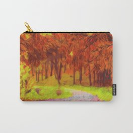 Autumn III Carry-All Pouch