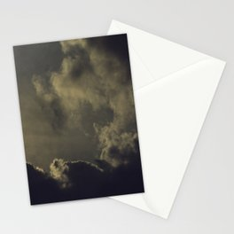 Over Kansas Stationery Cards