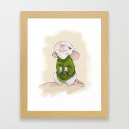 Stuart Little Framed Art Print