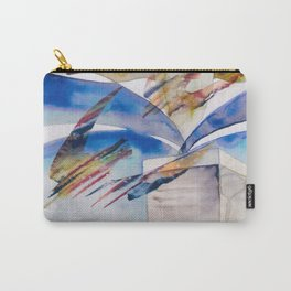 Diving Swifts Carry-All Pouch