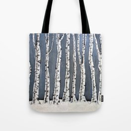 White book Tote Bag
