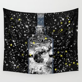 Spaced Rum Wall Tapestry