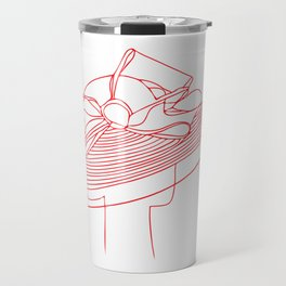Red Hat Travel Mug