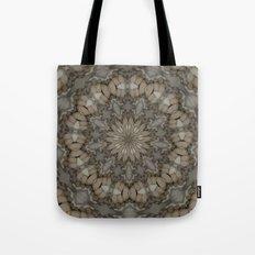 Natural Earth Tones Mandala Pattern Tote Bag