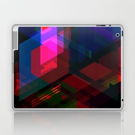 Abstract effect of hologram Laptop & iPad Skin