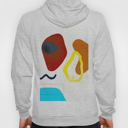 Sketch Abstract Hoody