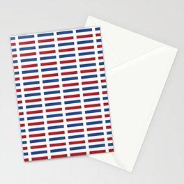 Flag of Netherlands -pays bas, holland,Dutch,Nederland,Amsterdam, rembrandt,vermeer. Stationery Cards