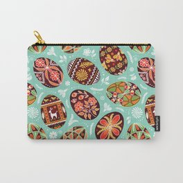Pysanky Carry-All Pouch