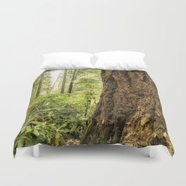 Been Around a Long Long Time Duvet Cover