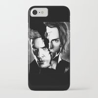 winchester iPhone & iPod Cases featuring Winchester Bros. by ArtisticCole