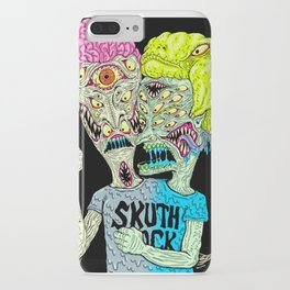 Monster Buddys iPhone Case