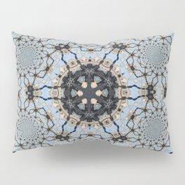 San Francisco Fractal Pillow Sham