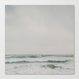 ocean breeze ... Canvas Print