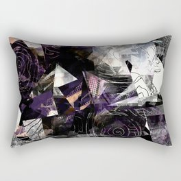 October's Flower Rectangular Pillow
