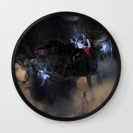 Requiem for the Fallen Wall Clock