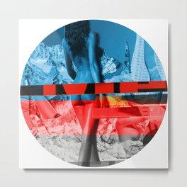 Magic Dream Sequence · Barbarella Metal Print