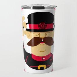YeoMan Developer sticker Travel Mug