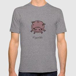 el porcino T-shirt