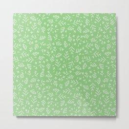 evergreen sprigs Metal Print