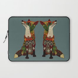 fox love Laptop Sleeve