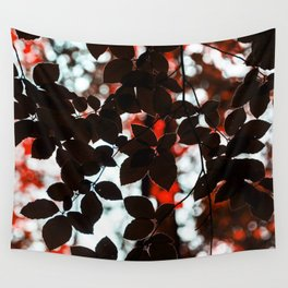 Fagus purpurea Wall Tapestry