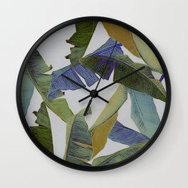 vintage pattern Wall Clock