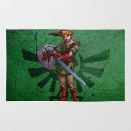 Legend of Zelda-Link Rug