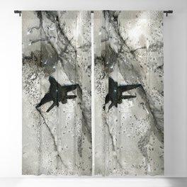 Air show ink art Blackout Curtain