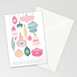 Merry & Bright Stationery Cards