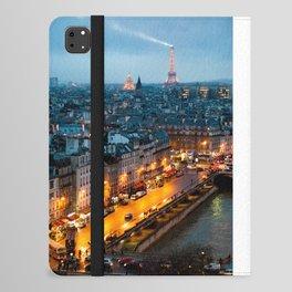 Paris iPad Folio Case