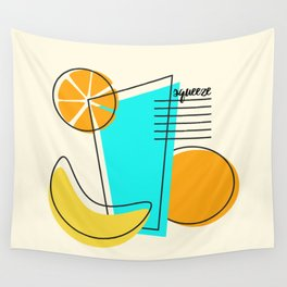 Squeeze Wall Tapestry