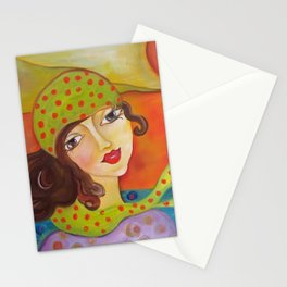 Abie  Stationery Cards