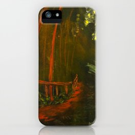 The Journey iPhone Case