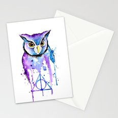 Hedwig Stationery Cards