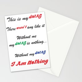 swagg Stationery Cards