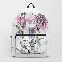 BW DAY LILY Color Splash 1 Backpack