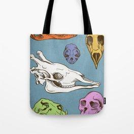 Skullz Tote Bag