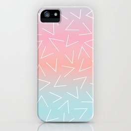 Morning Sky by Everett Co iPhone Case