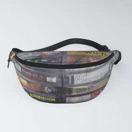 Old School 80's and 90's Hip Hop tapes part 9 Fanny Pack