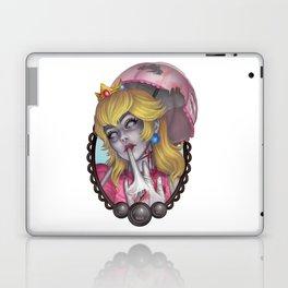 Zombie Peach Laptop & iPad Skin