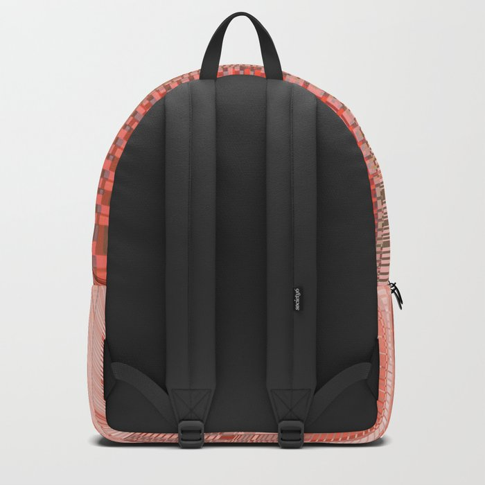 Pinky Space / URBAN 25-07-16 Backpack