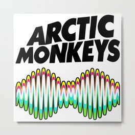 arctic monkey Metal Print