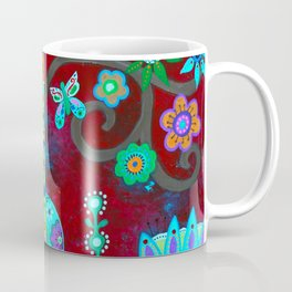 FESTIVE TREE OF LIFE Coffee Mug