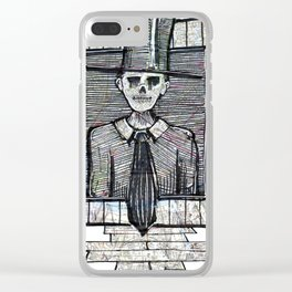 New Orleans, Louisiana Clear iPhone Case