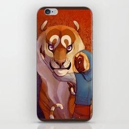 A tigers spirit iPhone Skin